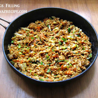 Dumpling/Momos Filling/How to make dumpling/momos filling(cooking method)