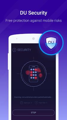 DU Speed Booster & Cleaner - screenshot