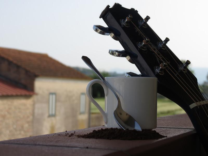 A che bell'ò cafè... di Jamie.