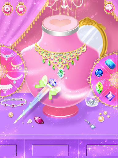 Princess dress up and makeover games 1.0 10