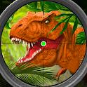 Mars Dinosaur Hunter Clash: Deer Animal Hunting icon
