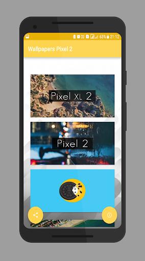 Wallpapers Pixel 2 2.2 screenshots 2