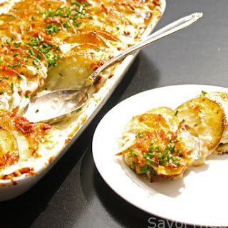 Rosemary Potato Gratin