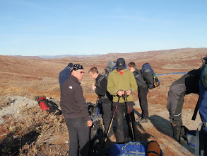 Photo: Greenland - Starting the Sisimiut Trail at Kellyville