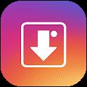 تحميل فيديو وصور من انستقرام icon