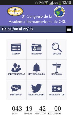 3 Congreso Academia Ibero ORL