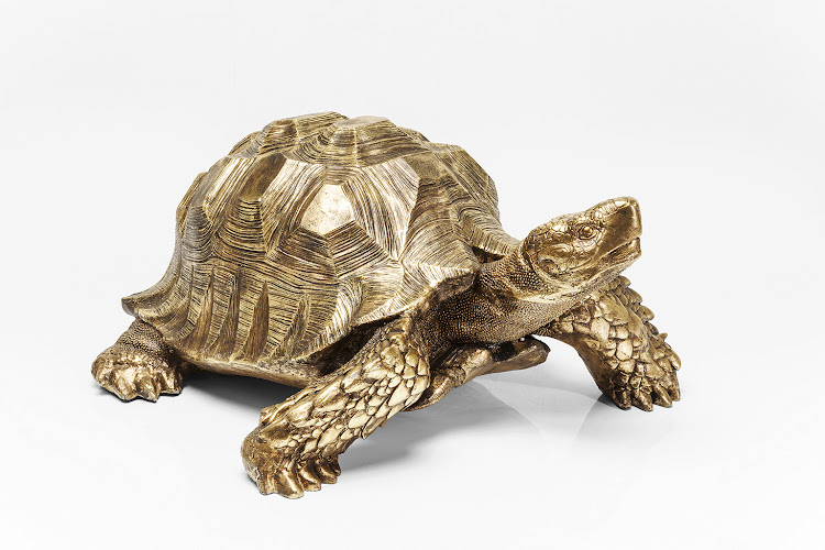 KARE Gold Turtle.