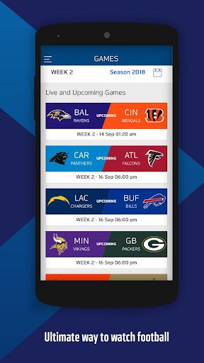 NFL Game Pass International 1.6.6 screenshots 4