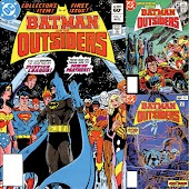 Batman and the Outsiders (1983-1987)