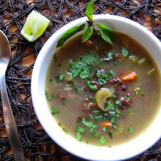 Nourishing Adzuki Bean Soup