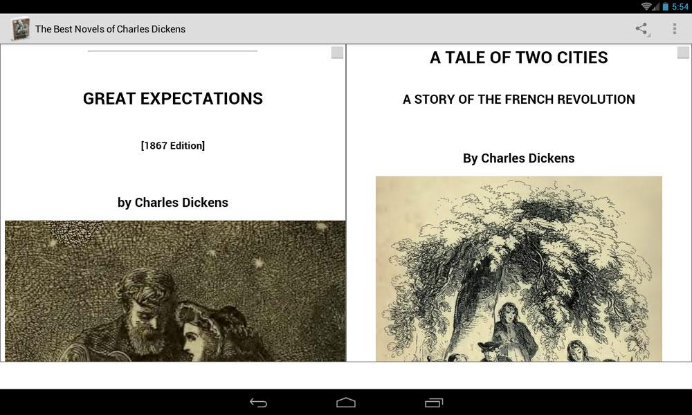 Great expectations: a tale of two endings essay