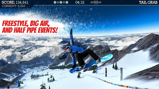 Snowboard Party Pro 8