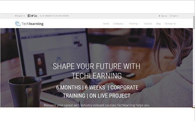 Techlearning Classroom