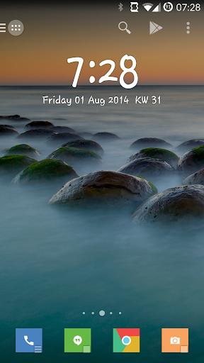 Minimalistic Text  screenshot 1