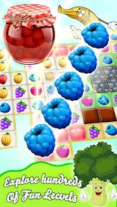 Candy Fruit Garden screenshot 1