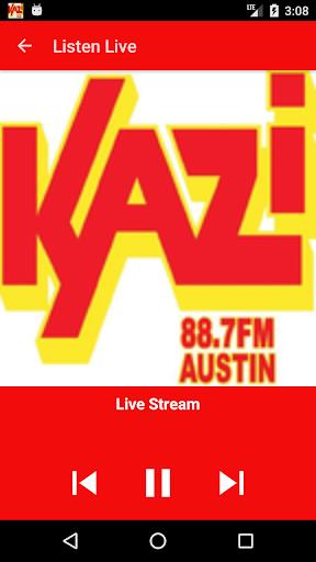 KAZI 88.7FM Austin Radio  screenshots 1