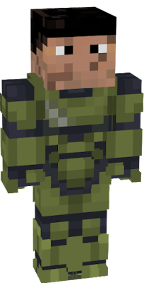 Face of Master Chief