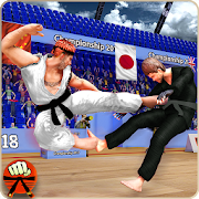 Game Karate King Fighter: Kung Fu 2018 Final Fighting APK for Kindle