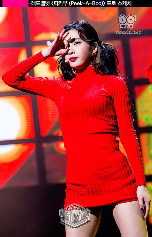 joy red 13