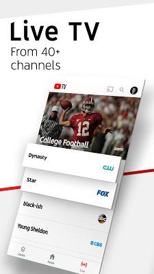 YouTube TV - Watch & Record Live TV - screenshot