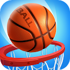 Flick Basketball - Dunk Master icon