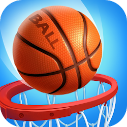 Flick Basketball - Dunk Master