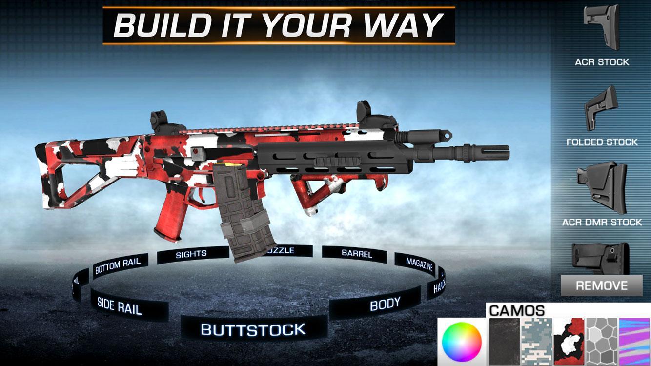 Скачать gun builder elite (мод: много денег) на андроид. Взлом gun.