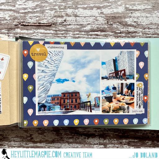 SS Safe Travels Mini-book Part 2   Jo Boland