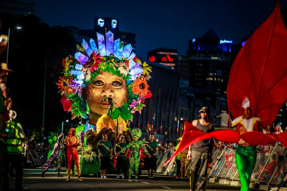 This is what you can look forward to at this year's Cape Town Carnival