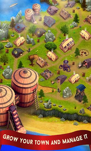 Roman Kingdom Rises: Offline Empire Buildit 1.8 screenshots 2