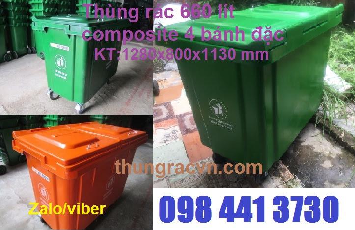 thung-rac-composite-660L-mau-moi-gia-re