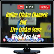 Live Cricket Tv Channels-Live Score