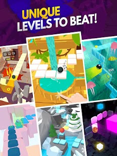 Dancing Ball World : Music Tap Screenshot