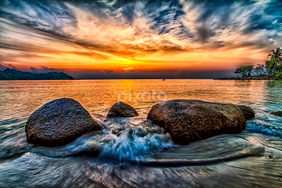 """Furious by Partha Roy - Landscapes Waterscapes ( """"pwcredscapes"""", pwcredscapes,  )"""