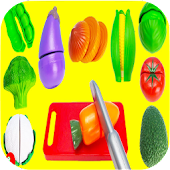 Learn Colors Vegetables Toys