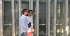 Mohamed El Assy (consejero delegado) y Yazeed A Altwyjri (vicepresidente).