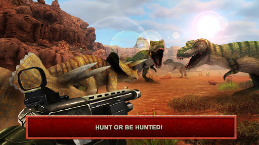 Deadly Dino Hunter: Shooting for PC