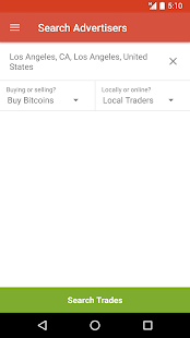Local Trader for LocalBitcoins- screenshot thumbnail