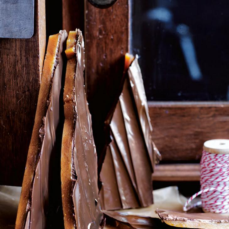 Chocolate Caramel Brittle Recipe
