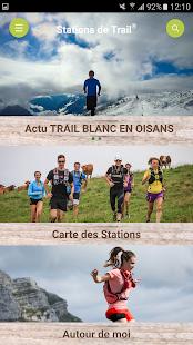 Stations de trail - náhled