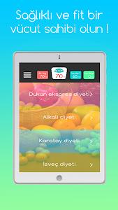 Mucize Diyet Rehberi - Sağlık screenshot 8