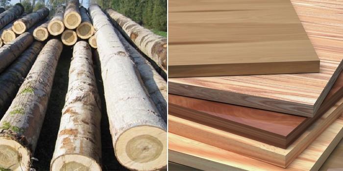 Sơn hiệu ứng Waldo-Phân biệt gỗ tự nhiên và gỗ công nghiệp