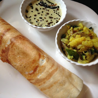 Masala dosa for Thailand traveller