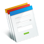 Form Builder - Zoho Forms Icon