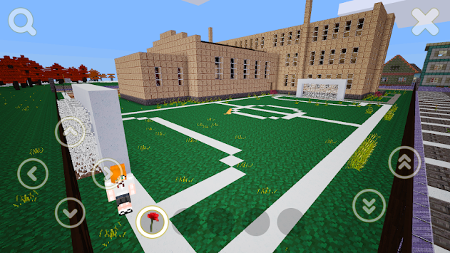 College Craft apk screenshot