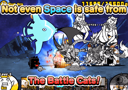The Battle Cats Mod Apk (Unlimited XP/Cat Food) 14
