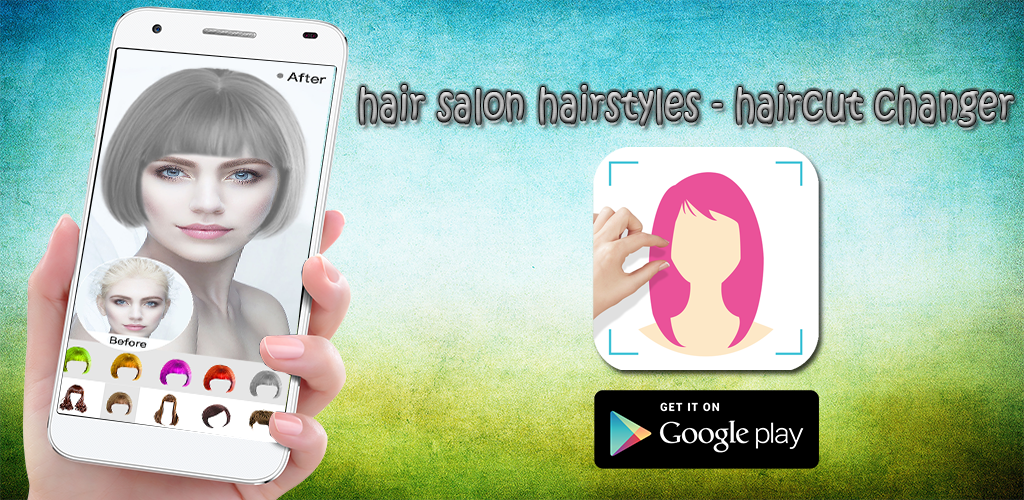 Download Hair Salon Hairstyles For Women Haircut Changer Apk