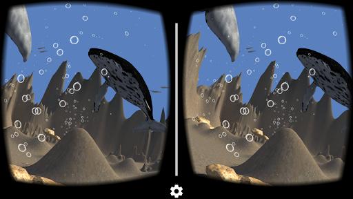 VR Marine α Google Cardboard