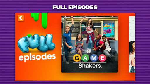 Nickelodeon Play: Watch TV Shows, Episodes & Video screenshot 3