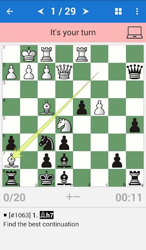 Encyclopedia Chess Combinations Vol. 1 Informant  screenshots 2